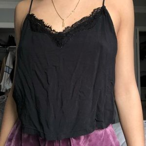 Urban Outfitters lingerie style tank